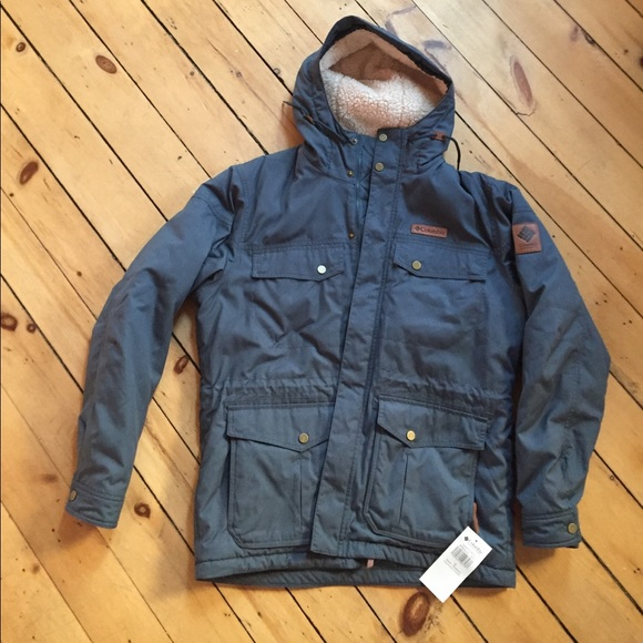 Columbia Maguire Place II Insulated Jacket NWT